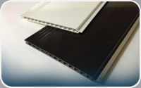 Co-Extruded PVC Panel for the Large Appliance Industry