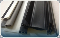 Co-Extruded Polypropylene/TPE Seals for the Air Handling Industry