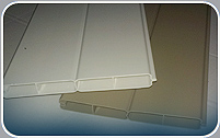 Extruded ABS Plastic Cover for the Transportation Industry